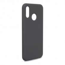 Huawei P20 Lite, Icon Cover, Grey-1