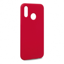 Huawei P20 Lite, Icon Cover, Red-1