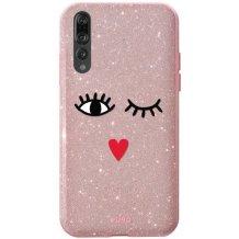 Huawei P20 Pro, Puro  Shine Eyes Cover, Gold-1