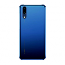 HUAWEI P20 (PROTECTIVE COVER DEEP BLUE)-1