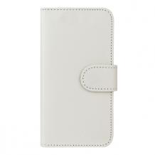 Huawei P8 Lite flipcover Redneck Prima Wallet Folio Hvid-1