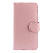 Huawei P8 Lite flipcover Redneck Prima Wallet Folio Pink / lyserød-1