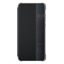 Huawei Smart View Flip Cover til Huawei P20 Pro - Sort-1