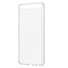 Huawei TPU Case P10 Plus Clear Grey-1