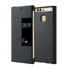 Huawei View Cover for P9 Plus grey-1
