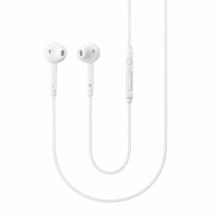 Hvide Samsung EO-EG920BW  høretelefoner-1