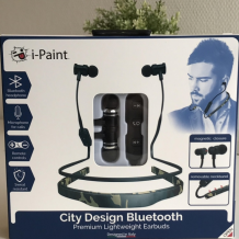 i-Paint City Design Camo Trådløst Bluetooth headset-1