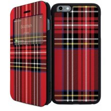 Apple iPhone 6 / 6S Double Cover fra i-Paint, Scottish