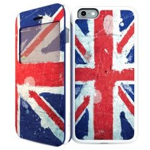 UK Flag cover til iphone 6