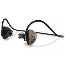 i-Paint Sport Design Trådløst Bluetooth headset med mikrofon Camo