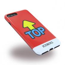 Iceberg - ICE7PTOP - Silicone Cover / Case - Apple iPhone 7 Plus - Top-1