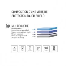 iChic Tough Glass Curve for Galaxy S6 Edge clear-1