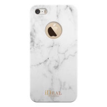 IDEAL FASHION CASE (IPHONE 5/5S/SE WHITE MARBLE)-1
