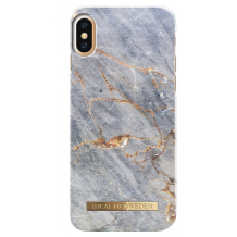 IDEAL FASHION CASE (IPHONE X/XS MIDNIGHT BL MARBLE)-1