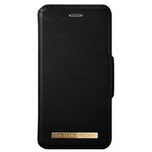 IDEAL FASHION  WALLET (IPHONE 6/6S/7/8 BLACK)-1