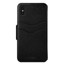 IDEAL FASHION WALLET (IPHONE XS MAX BLACK)-1