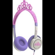 iFrogz Little Rockerz V2 hovedtelefoner med lav lyd til børn fra 4 år Prinsesse Tiara-1