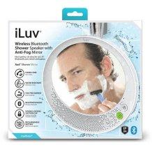 Vandtafvisende trådløs højttaler til badeværelse iLuv Shower Speaker
