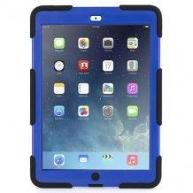 Griffin Survivor cover til iPad Air- Sort / blå