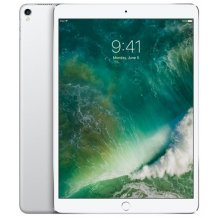 """Apple iPad Pro 10.5"""" Wi-Fi + Cellular 64GB Sølv MQF02KN/A"""