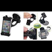 iPhone 5 / 5S bilholder med sugekop, iGrip Traveler Kit-1