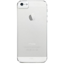 iPhone 5 / 5S / SE cover Case-mate Barely There Gennemsigtigt-1