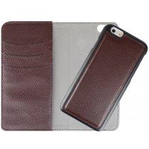 Redneck Wallet cover til iPhone 6/6S brun
