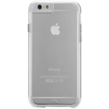 Case-mate Naked Tough Cover til iPhone 7 / 6 / 6S Clear