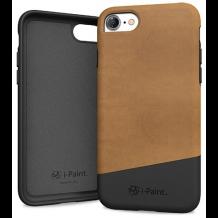 iPhone 7 Læder Cover Fra i-Paint, Brunt-1