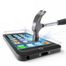 iPhone 7 Sikkerhedsglas Full Fit Skærmbeskytter Hvid-1