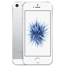 Apple iPhone SE 128GB Sølv