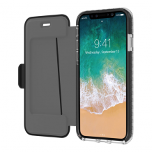 iPhone X / XS Celly Hexawally Case sort-1