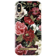 iPhone X/XS Cover iDeal Fashion Case Antique Roses-1