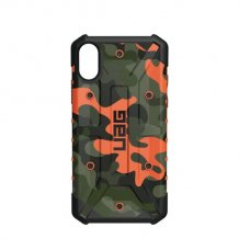 iPhone X/XS, UAG Pathfinder Cover, Hunter Camo-1