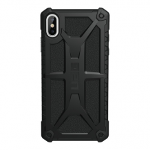 iPhone XS Max, Monarch Cover Black-1