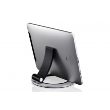 Just Mobile Encore - Super Stylish and smart aluminum rack for all iPads.-1