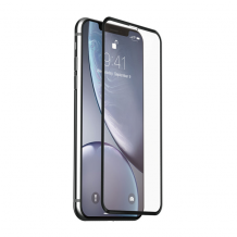 Just Mobile Xkin? 3D  Tempered Glass for iPhone XR-1