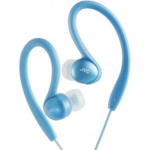 JVC In-ear canal sports headphones - uden mikrofon - Blå