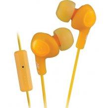 JVC HA-FR6 stereo headset med mikrofon - Orange