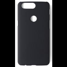 KEY CORE CASE COATED (HARD PC) (ONEPLUS 5T BLACK)-1