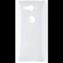 KEY CORE CASE GRIP (SOFT TPU) (XPERIA XZ2 COMAPCT CLEAR)-1