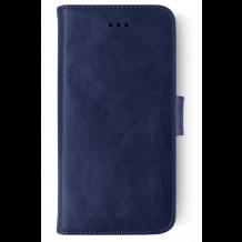 "KEY PREMIUM WALLET (SLIM) (IPHONE X 6.5"" NAVY BLUE)-1"