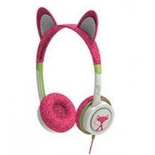 Headset med begrænset lyd til Børn 4 - 7 år, iFrogz Little Rockers Kitten