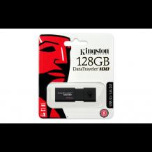 KINGSTON 128GB USB3.0 DataTraveler 100-1