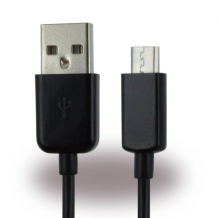 Konkis - USB Car Charger + Micro USB Cable - 1.000mA - Black-1