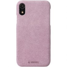 Krusell Broby Cover iPhone XR Pink-1