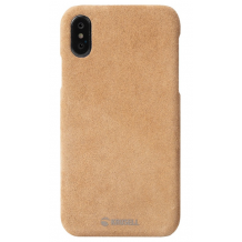 KRUSELL BROBY COVER (IPHONE XS MAX COGNAC)-1