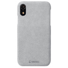 KRUSELL BROBY COVER (IPHONE XS MAX GREY)-1
