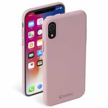 KRUSELL SANDBY COVER (IPHONE XR DUSTY PINK)-1