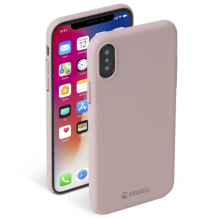 KRUSELL SANDBY COVER (IPHONE XS MAX DUSTY PINK)-1
